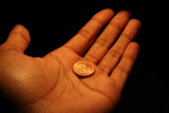 Penniless Hand